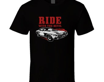 Ride With Devil T Shirt