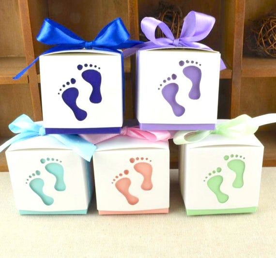50 baby feet favors diy baby shower favors baby feet shower etsy