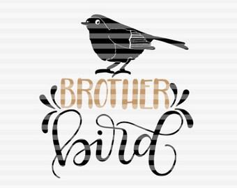 Bird Family Svg