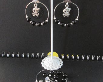 Kit Creole earrings and charms - 15