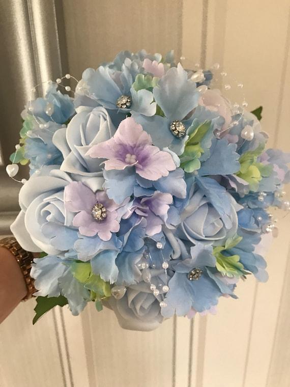Wunderschone Vintage Hochzeitsblumen Braute Brautjungfern Etsy