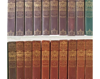 The World's Great Classics - 20 Volumes