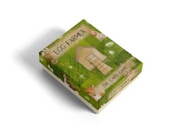Egg Farmer: The Card Game | Board Game | Family Game | Children's Games | Christmas Gift | Toys | Farm Game | Christmas Stocking Filler