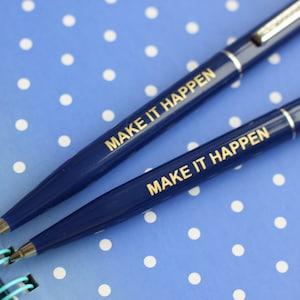 gift for her gift for boss You Got This blue pen motivational pen