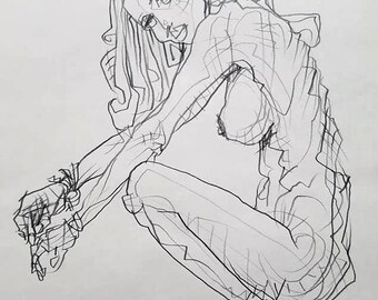 Line Lady