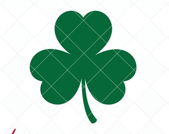 graphic about Printable Shamrock Images identified as Printable shamrock Etsy