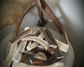 ELK* ANTLER DOG Chew Split (exposed marrow) 26.99 per pound