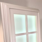 Bumped & Bruised #2- The Original Faux LED Window Light