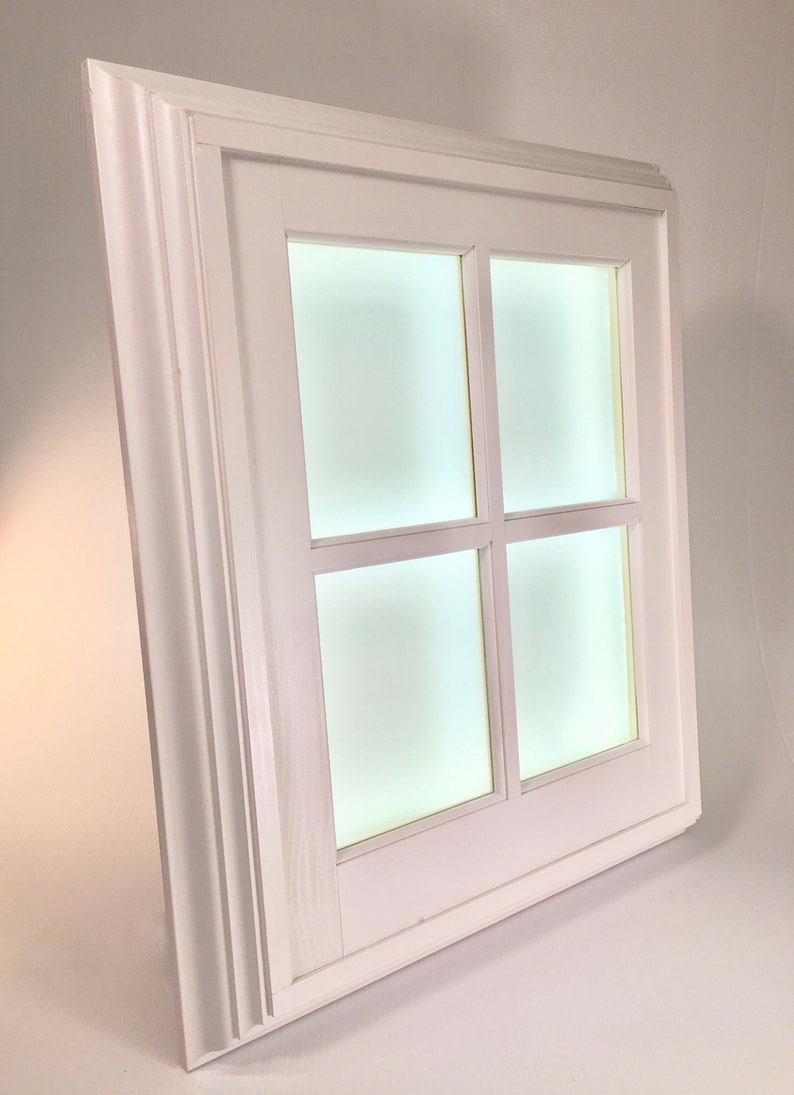 The Original Faux LED Window Light image 0