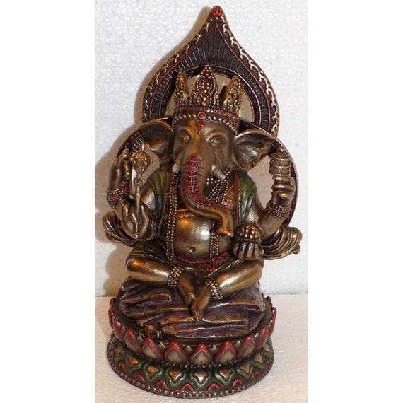Ganesh Line Studio Collection By Veronese Design Ganega Sri Etsy