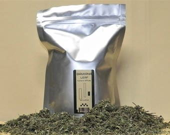 1/2 pound- 8 oz -  Damiana Leaf cut and sifted -  - Turnera Diffusa - herbal tea