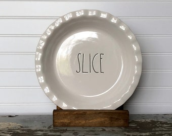 ideal for 3 to 6 inch plates Wooden display stand or wooden plate stand