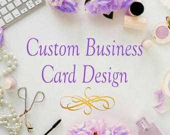 Business Card Design | Custom Business Card | Business Card Design | Business Card Template