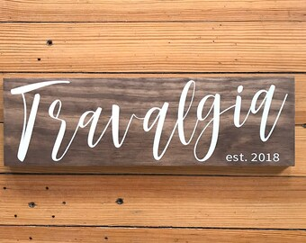 Last Name Sign, Last Name Wood Sign, Family Established Wood Signs, New Home Housewarming Gift, Anniversary Gift, Wedding Gift