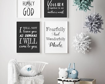 Pro Life Adoption And Foster Care Prints - Ten Digital Prints For One Price - Support Adoption and Foster Care