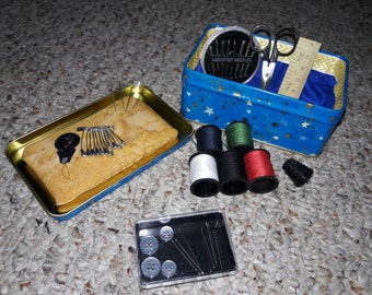 Sun and Moon Sewing Kit