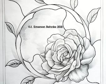 Rose Blossom 1