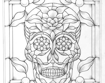 Sugar Skull (digital.pdf.)