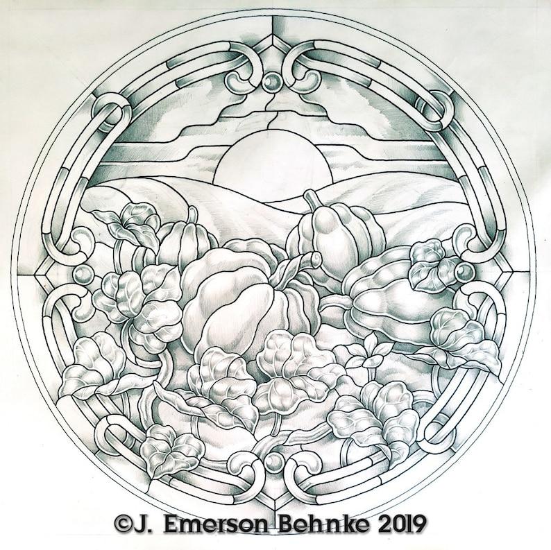 Pumpkin Patch  DIGITAL. PDF  image 1