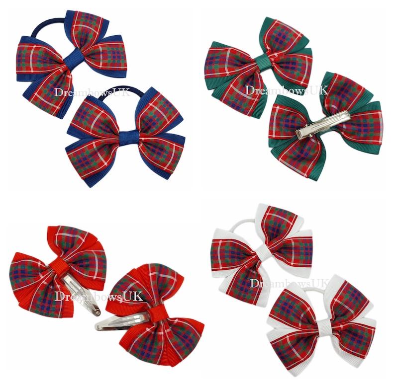 Frazer taran ribbon hair bows/accessories bobbles or hair image 0