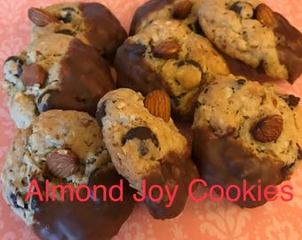 Almond Joy type Cookies 1 lb