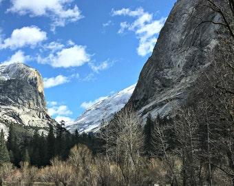 Mirror Lake - Yosemite - Instant Download
