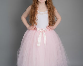 Angel Tutu skirt with petticoat