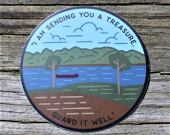 Saint Kateri Tekakwitha Sticker