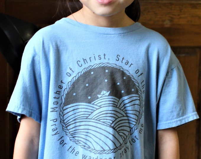 Stella Maris Unisex Youth Short Sleeve T-Shirt