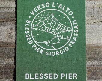 Verso L'Alto Prayer Card