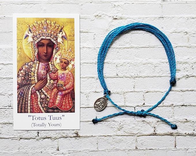 Wanderer Companion Bracelet | Totus Tuus - Totally Yours