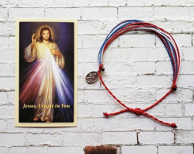 Wanderer Companion Bracelet | Divine Mercy