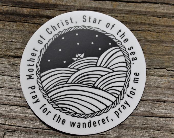 Star of the Sea Sticker