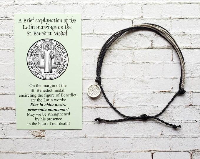 Wanderer Companion Bracelet | Saint Benedict