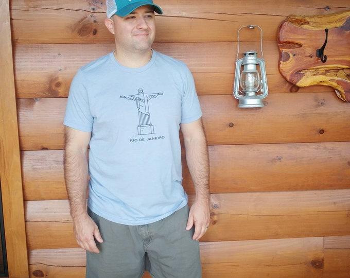 Christ the Redeemer Rio de Janeiro - Unisex T-Shirt