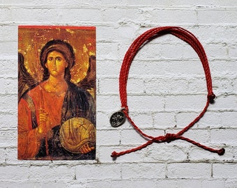 Wanderer Companion Bracelet | Saint Michael the Archangel