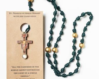 St. Francis of Assisi Rosary