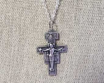 San Damiano Crucifix made in Italy