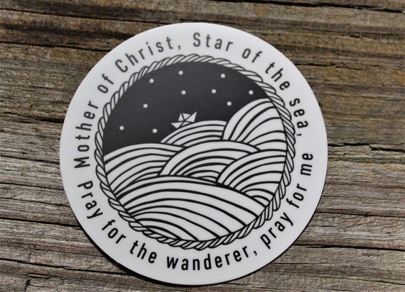 Star of the Sea Sticker