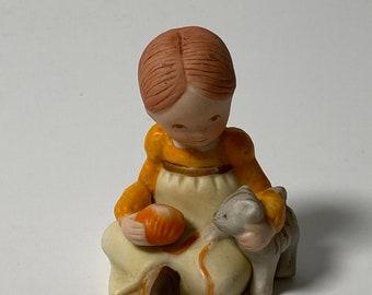 1970's Holly Hobby Figurine