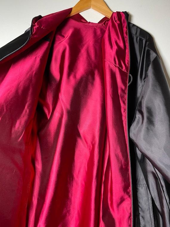 1970's Handmade Reversible Cloak - image 5