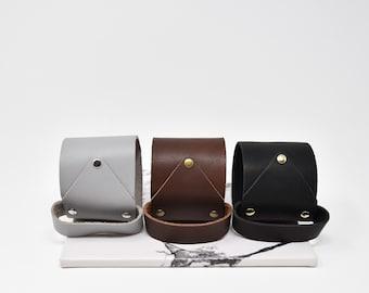 Custom Leather Mason Jar Sleeve. Personalized Mason Jar Sleeve. Multiple Colors. Monogrammed Wedding Gift. 3rd Anniversary Gift.