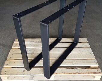 tischbeine etsy. Black Bedroom Furniture Sets. Home Design Ideas