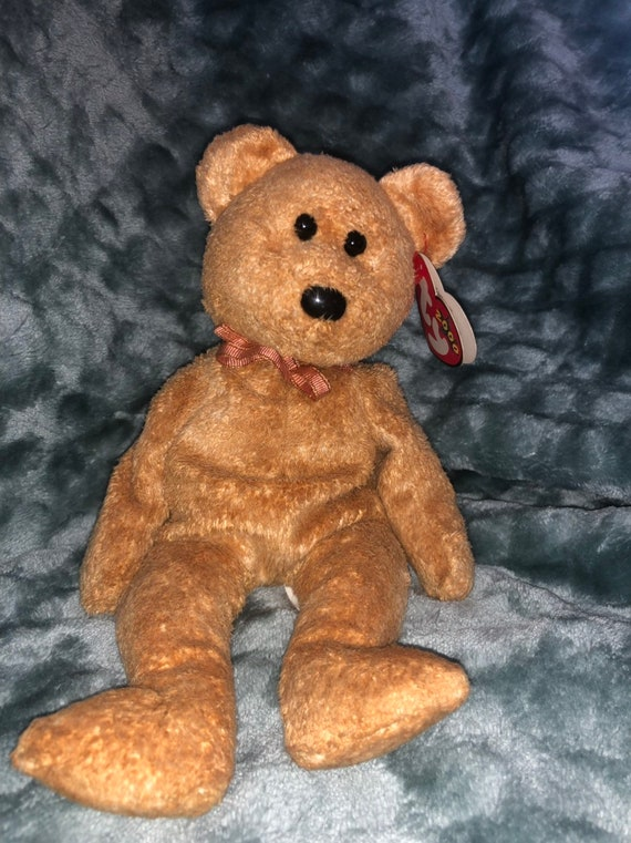 08414cb340f Ty Original Cashew Beanie Baby with errors Style 4292 PE