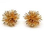 14K Yellow Gold Anemone C...