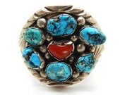 Sterling Silver Turquoise...
