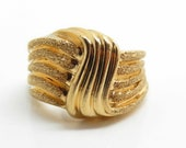 Vintage 14K Yellow Gold M...