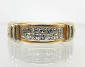 14K Vintage Yellow Gold P...