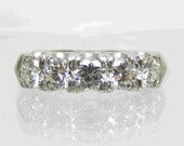 Vintage Platinum Diamond ...