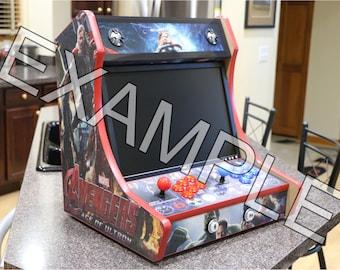 Arcade cabinet | Etsy